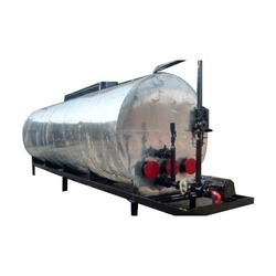 Road Construction Equipments - Bitumen Storage Tank Manufacturer