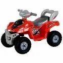 Kids 6V Battery Operated Toyhouse King Small ATV Bike