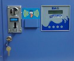 Solar 12V DC Card Operated Water ATM