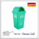 Garbage Waste Bin 60 Ltr Dome Lid