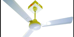 Rechargeable ceiling fan