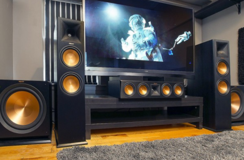 Home Theater System Professional Installation & Calibration in ...