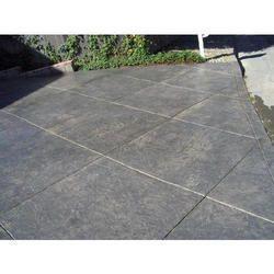 Natural Stampcrete Flooring Service