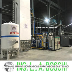 Cryogenic Liquid Nitrogen Plants