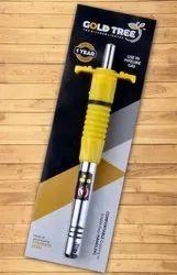 Gold Tree Spark Gas Lighter