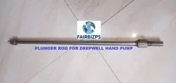 PLUNGER ROD FOR HAND PUMPS