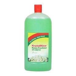 KrystallKlear Jasmine Room Freshener, Pack Size: 1-5 Liter, Packaging Type: Plastic Bottle