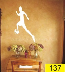 Antique PVC Wall Stencil
