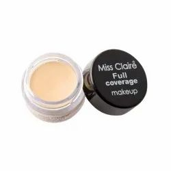 Miss Claire Full Coverage Makeup (6G) Shade 1 to 18