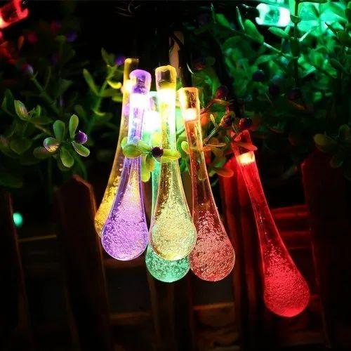 Hardoll 6m Solar Outdoor Decorative String Lights For Diwali Decorations Id 19981433148