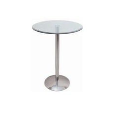 750mm Dia, Top Thickness 12mm Round Dining Table