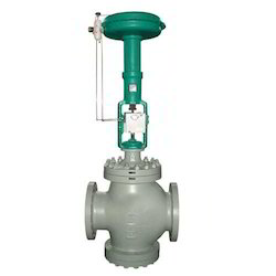 Motorized High Pressure Control Valves