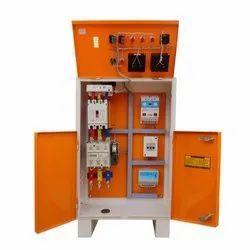 200 HP DOL MCCB Starter Motor Control Panel