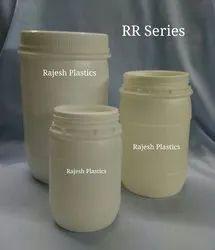 HDPE Wide Round Jar RR Series