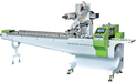Snack Foods Horizontal Flow Wrapper Machine