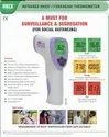 Meco BT 99 Infrared Thermometer