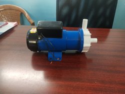 Sealess Magnetic Pump