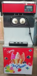 SS Softy Ice Cream Machine