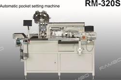Automatic Pocket Setting Machine (RM-320S)