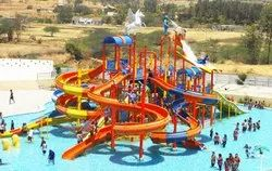 14 Platform Water Play System