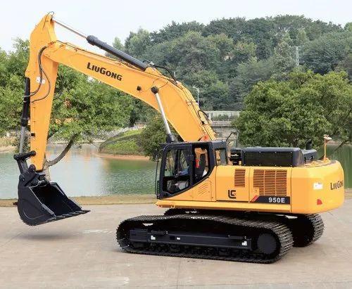 LiuGong Excavator 950 E at Rs 17000000 /unit | Track Excavator ...