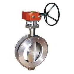 High Performance Gear Operated Butterfly Valve