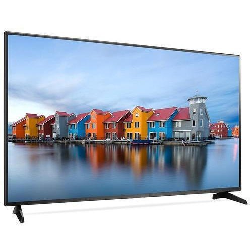 3840 X 2160 Pixel Black 43 Inch High Definition LED