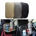 Car Travel Plastic Foldable Meal Drink Cup Tray Holder Mini Dining Table - Car Mini Tray