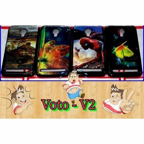 best sneakers 10872 b021c Voto V2 Hd Metallic Mobile Cover