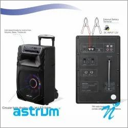 6 in 1 Trolley Multimedia Speaker