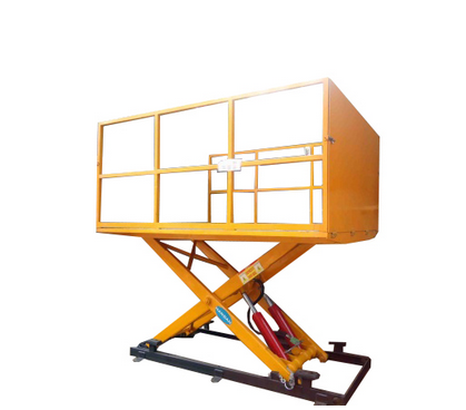 Single Scissor Lift - View Specifications & Details of
