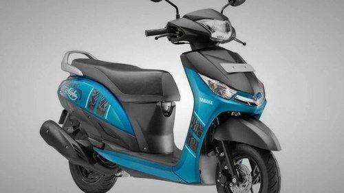 yamaha alpha scooters at rs 56000 piece य मह स क टर