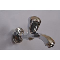 SS Long Body Oriental Bathroom Tap