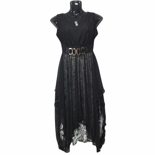 d9a3439d9c53 Party Wear Medium Fancy Midi Dress, Rs 380 /piece, KP Creations | ID ...
