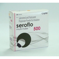 Seroflo 500 mg Multihaler