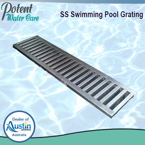 Swimming Pool Gratings - Swimming Pool Grating Manufacturer