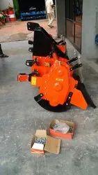 7 Feet Industrial Tractor Rotavator, 54