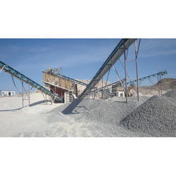 Automatic Stone Crushing Plant 5 Ton To 100 T/H