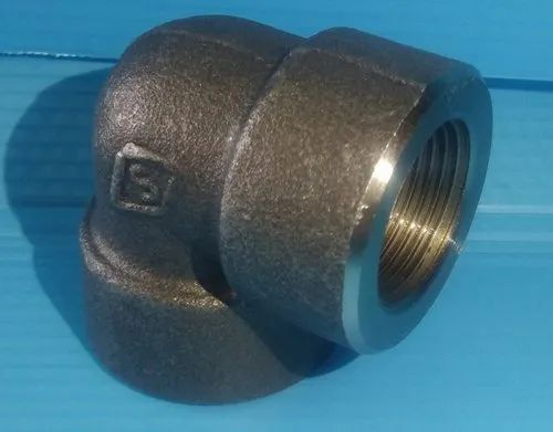 Threaded 90 Dee Elbow