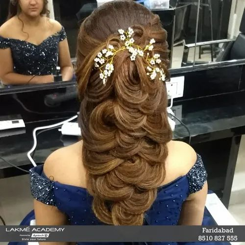 Hair Styling Course In Delhi Lakme Academy Faridabad In Rajendra Place Delhi Lakme Academy Id 21917661973
