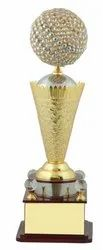 Exclusive Globe Diamond Trophy
