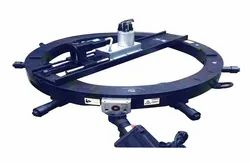 OD Mounted Flange Facing Machine