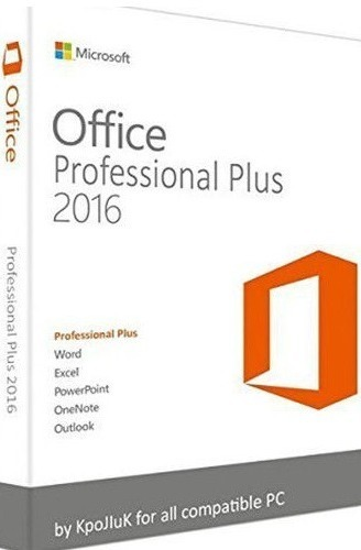 microsoft office professional plus 2016 retail