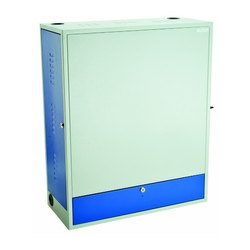 Mild Steel White & Blue ASC-3 Modified Smart Class Cabinet, For School, College & Office