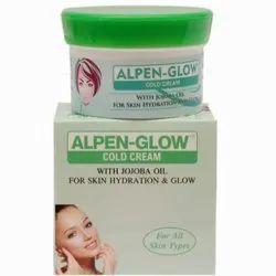 Alpen Glow Cold Cream, Pack Size: 60 Gram