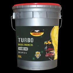 20l Turbo Diesel Engine Oil