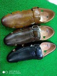 Foam Daily wear Men PVC Roman Sandal, Size: 6 To 10, Packaging Type: Box