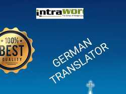 French/german/spanish Translator In Ahmedabad