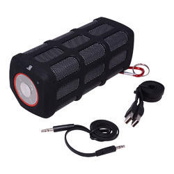 Zydeco 7720 Portable Bluetooth Speaker ( Black )