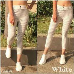 Girl Slim Fit Pant